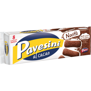 Pavesini al Cacao 8 packs