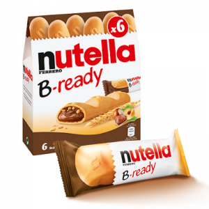 Nutella B-ready 6 pack